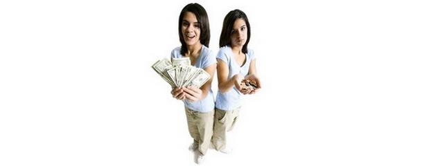 Возврат денег физическому лицу